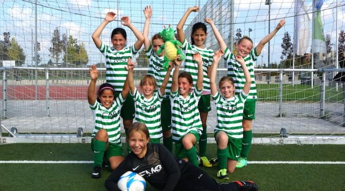 U10 Mädchen: Weiterer Sieg für die Jüngsten