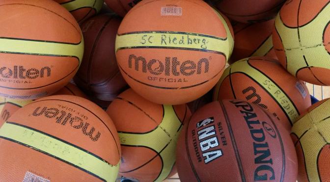 Basketball-Camp für Kinder und Jugendliche in den Osterferien 2016