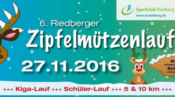 Zipfelmützenlauf 2016