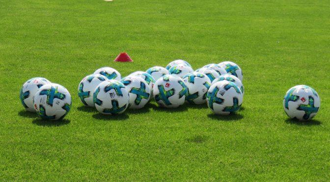 Saisonvorbereitung Jugend: Testspiele am Wochenende