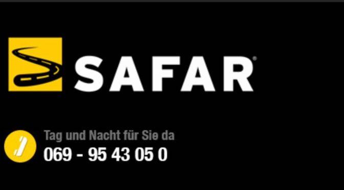 Der SC Riedberg bedankt sich ganz herzlich bei der Firma Auto-Service SAFAR GmbH!