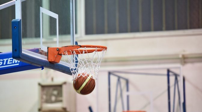 Eröffnung der Basketballsaison