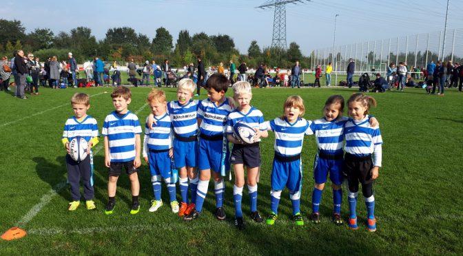 Rugby: Ergebnisse des 2. HRJ-Turniers