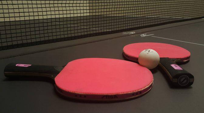 Zusätzlicher Trainingstag Tischtennis