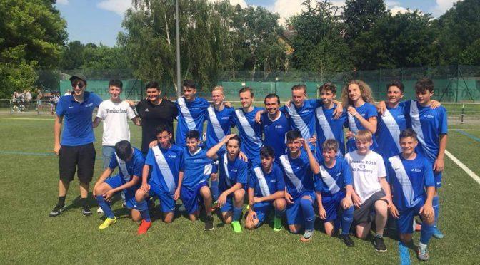 C1 gewinnt das Aufstiegsturnier zur Kreisliga