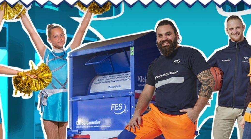 FES-Vereinswettbewerb Altkleidersammlung