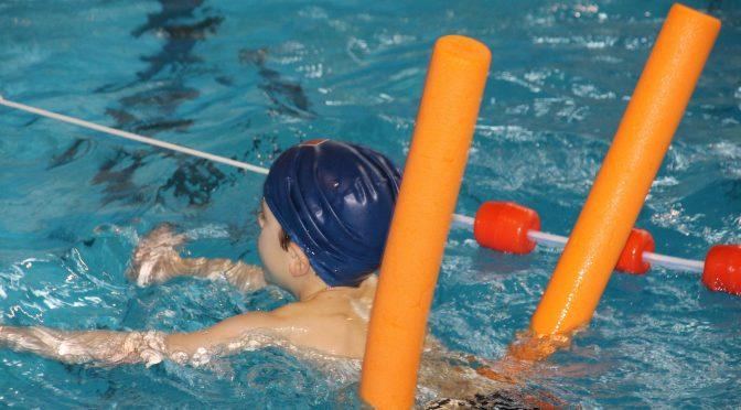 Schwimmkurse beim SCR