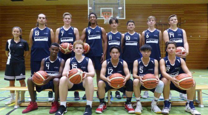 MU18 Basketball Saisonabschlussturnier in Seligenstadt