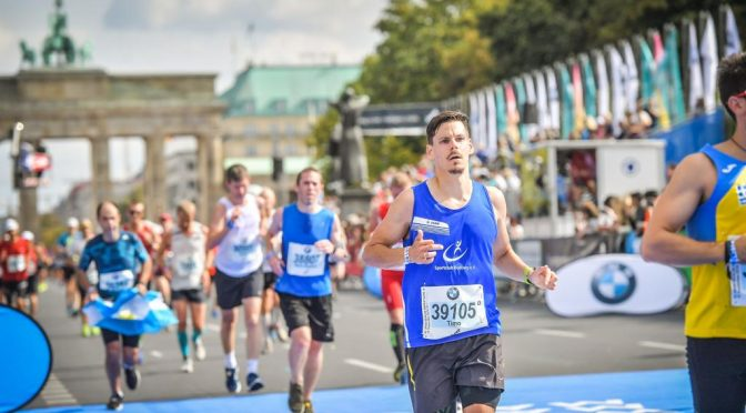 SC Riedberg goes Berlin Marathon – ein Erlebnisbericht