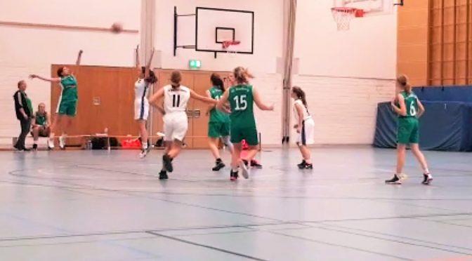 Basketball SCR WU18 gewinnt gegen TV Wächtersbach