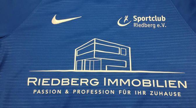 Riedberg Immobilien e.K. sponsort D1