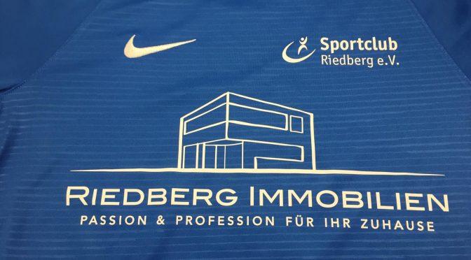 Riedberg Immobilien e.K. sponsort E4