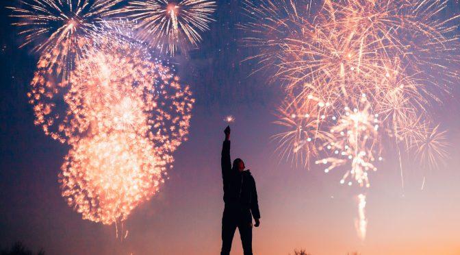 Ein glückliches, spannendes und gesundes neues Jahr 2019 💕🥂🍀