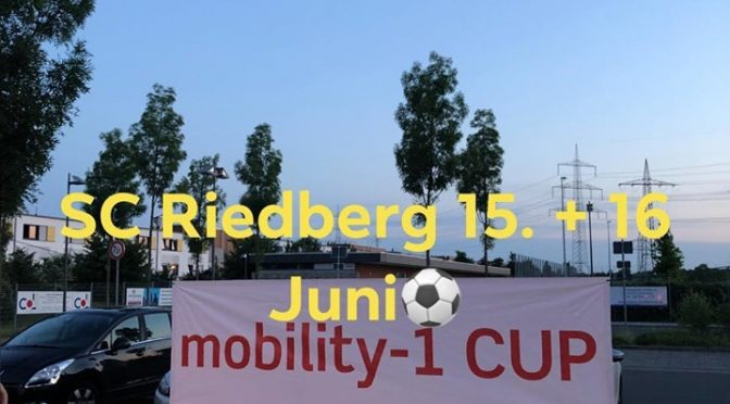 """1. """"Mobility-1 Cup"""""""
