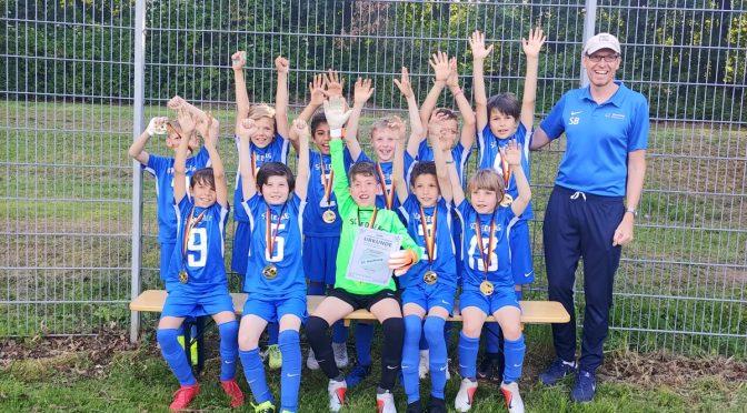 E2 gewinnt FAZ Cup