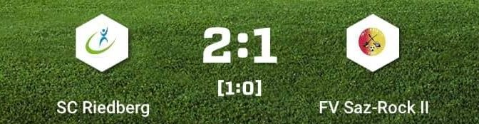 Drittes Pflichtspiel der Saison, dritter Sieg in Folge!