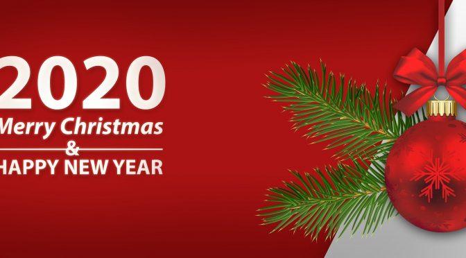 Frohe Weihnachten und ein gutes neues Jahr !