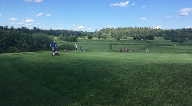 Saison-Eröffnungsturnier 2020 der Golfsparte