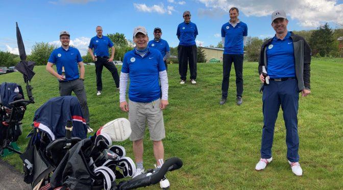 Saison-Eröffnungsturnier der Golfsparte endlich durchgeführt