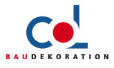 COL Baudekoration GmbH & Co KG sponsort E2