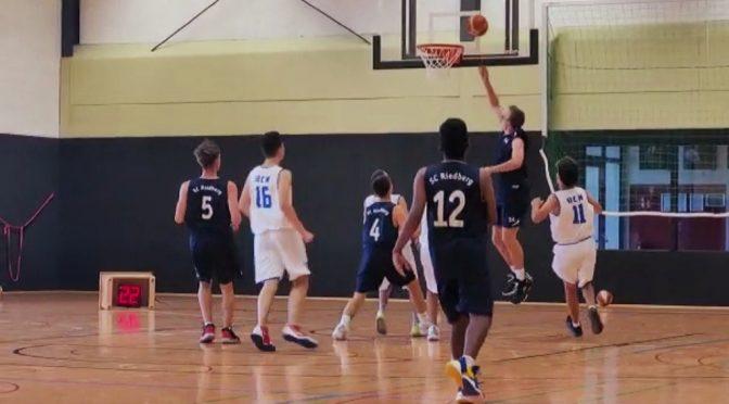 Basketball Spielsaison hat wieder begonnen